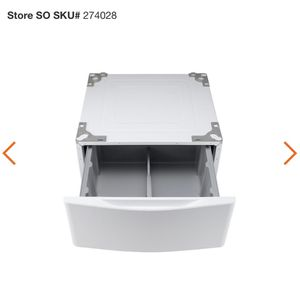 Washer Storage Drawer for Sale in Surprise, AZ