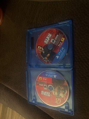 Red dead redemption 2 for Sale in Hyattsville, MD