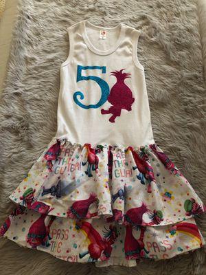 Trolls Customize Dress for Sale in Costa Mesa, CA