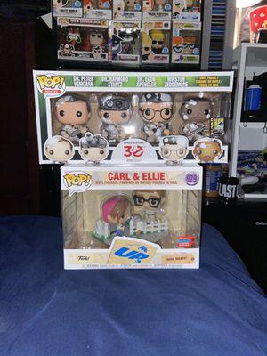 Comic Con Exclusive Funko Pop Bundle for Sale in Sterling, VA