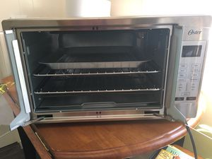 Oster french convection tabletop oven for Sale in Boise, ID