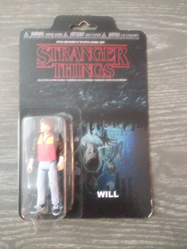 Stranger Things: Will action figure