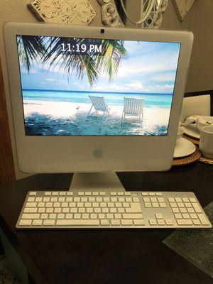Used iMac desktop 2007 for Sale in Brownsville, TX