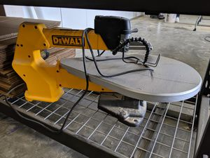 DeWalt Scroll Saw 20in. for Sale in Puyallup, WA