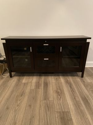 Wooden TV Stand for Sale in Mableton, GA