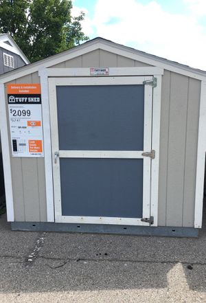 Tuff Shed Sr600 8x12 was $2747 now $2059 includes delivery for Sale in Harper Woods, MI