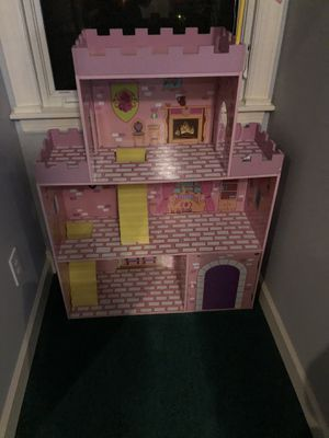 Wooden Barbie house for Sale in Madison, AL