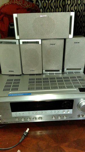 5.1 surround sound System oknyo for Sale in Stockton, CA