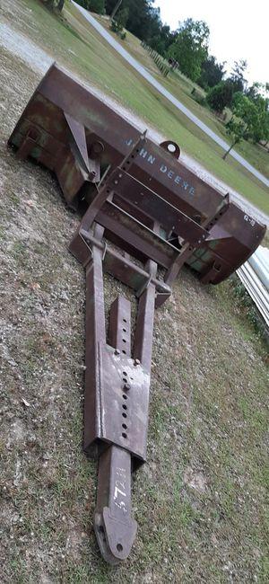 John Deere dozer blade for Sale in Whitesburg, GA
