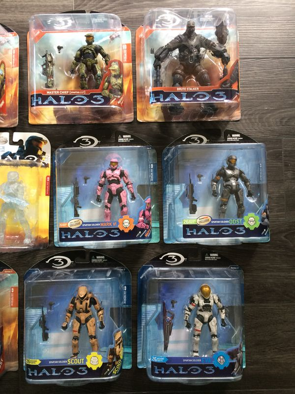 McFarlane Halo 3 series 2 lot for Sale in Bothell, WA - OfferUp