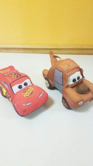 Ty cars plushies. for Sale in Oak Lawn, IL
