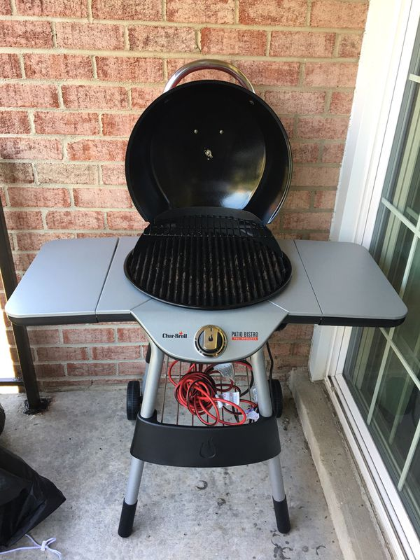 Char Broil Red Electric Grill