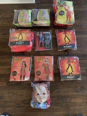 Halloween Costumes for Sale in Aubrey, TX