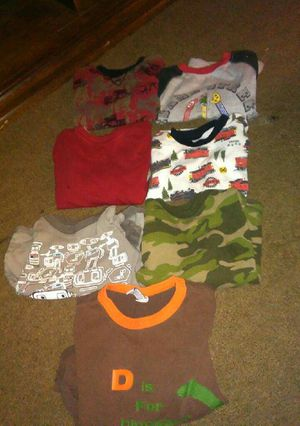 BABY BOY TODDLER CLOTHES for Sale in Lorain, OH