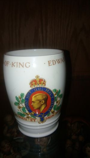 Coronation cup of king Edwards coronation for Sale in Lake Worth, FL