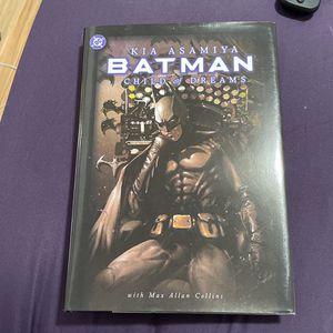 Kia Asamiya Batman Child Of Dreams Hardcover for Sale in La Habra, CA