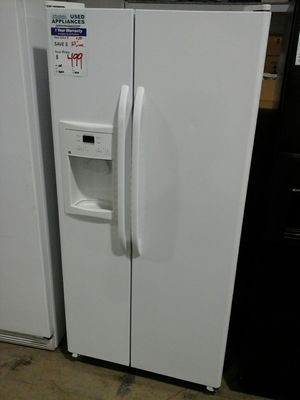 General Electric refrigerator 33 inch tested #Affordable82 for Sale in Englewood, CO