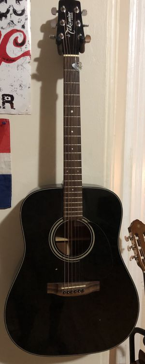 Takamine G-Series Acoustic Guitar for Sale in Jersey City, NJ
