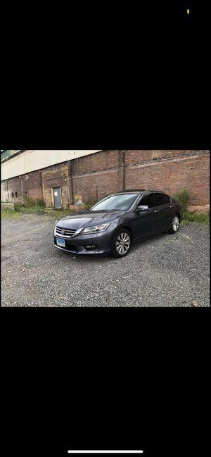 2014 Honda Accord EX-L V6 for Sale in Columbia, MD