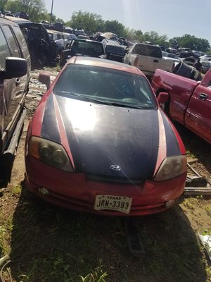 2003 Hyundai tiburon for parts for Sale in Dallas, TX