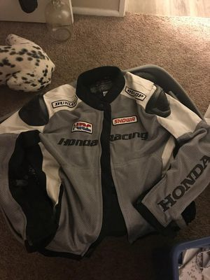Honda Racing motorcycle jacket for Sale in Thornton, CO