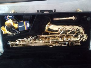 Buffet crampon evette Alto saxophone r o c for Sale in Plainfield, NJ