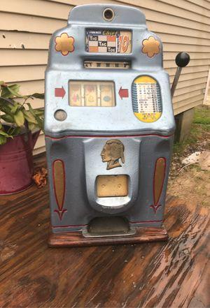 Indian head coin machine for Sale in Soperton, GA