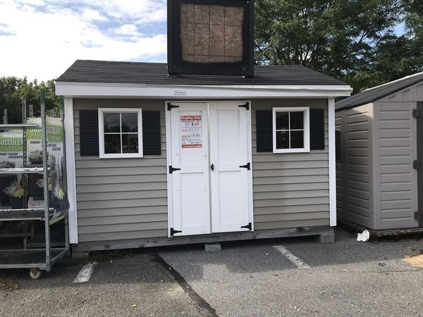 Another shed display $1995 includes delivery setup