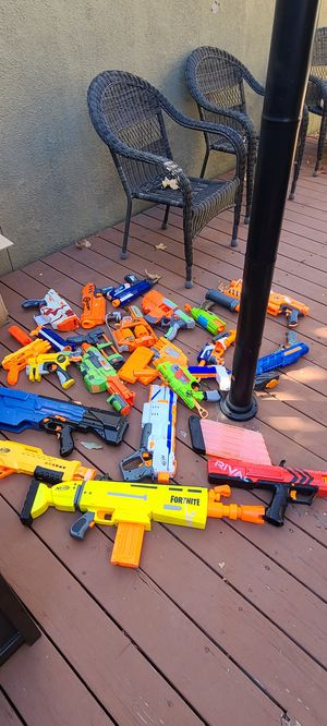 Toys NERF GUNS for Sale in Mission Viejo, CA