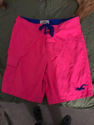 Men's Holister Board shorts! Size XL tiny pencil mark for Sale in Orlando, FL