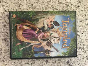 Disney Tangled DVD for Sale in Roy, WA