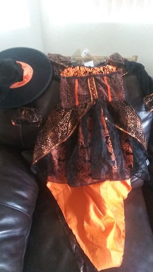Witch costume size 7-8 child for Sale in Hawthorne, CA