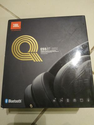 JBL E55 BT Quincy Edition Wireless Over-Ear Headphones. BRAND NEW!! for Sale in Kent, WA