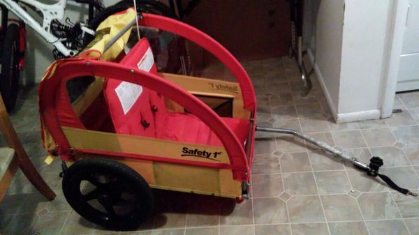 Safety 1st bike trailer NO TRADES, FIRM ON PRICE for Sale in Murray, UT -  OfferUp