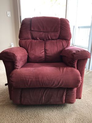 Red Recliner for Sale in Winter Park, FL