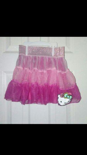 Hello Kitty tutu size 4/5 for Sale in Norfolk, VA