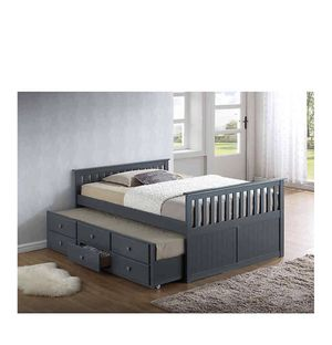 Broyhill® Kids Marco Island Full Captain's Bed with Trundle and Drawers for Sale in Yorba Linda, CA