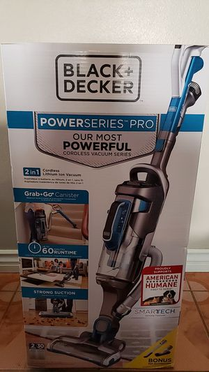 Black + decker for Sale in Moreno Valley, CA