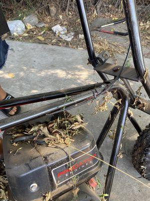 Mini bike needs chain works perfect for Sale in San Bernardino, CA