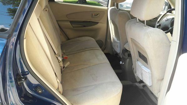 HYUNDAY TUCSON 2007 4 WD V6