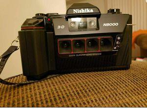 Nishika N8000 35mm for Sale in Washington, DC