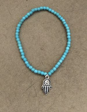 Blue Third Eye Charm Bracelet for Sale in Baltimore, MD