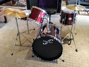 First Act Drum Set for Sale in Bellevue, WA