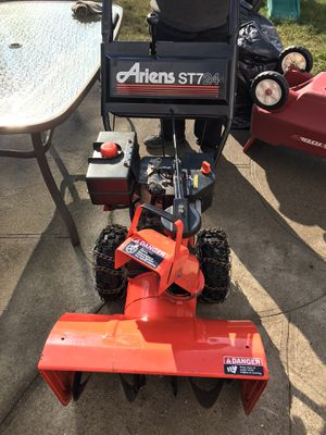 """Ariens 24"""" 2 stage snowblower for Sale in Valley Stream, NY"""