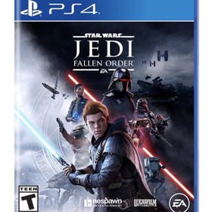 Does anybody want to trade cyber punk For Jedi fallen order for Sale in Stanton, CA
