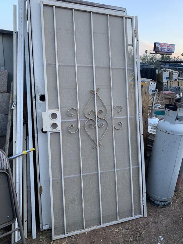 Security Door 🚪
