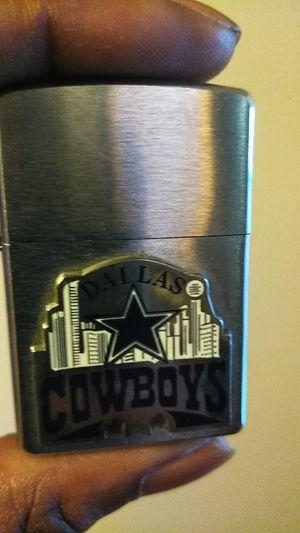 Dallas Cowboys Zippo lighter for Sale in Modesto, CA