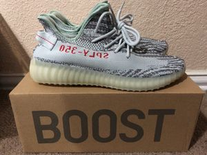 """NEW ADIDAS YEEZY BOOST 350 V2 """"BLUE TINT"""" SIZE 10 MEN for Sale in Dallas, TX"""