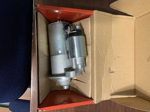 Auto parts Ford Mazda starter brand new in box Ford explore mustang 1985 and up85 firm for Sale in Lincoln, CA