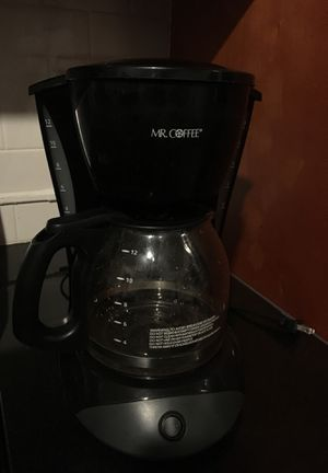 Mr Coffee 12 cup coffee maker for Sale in Jersey City, NJ